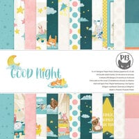 P13 - Good Night Collection - 6 x 6 Paper Pad