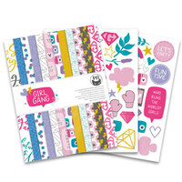 P13 - Girl Gang Collection - 6 x 8 Paper Pad