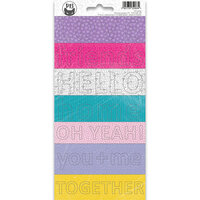P13 - Girl Gang Collection - Phrase Sticker Sheet - Two