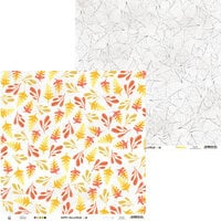 P13 - Happy Halloween Collection - 12 x 12 Double Sided Paper - Sheet 06