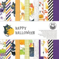 P13 - Happy Halloween Collection - 6 x 6 Paper Pad