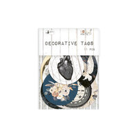 P13 - Soulmate Collection - Embellishments - Tag Set - One