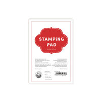 P13 - 4 x 6 Mini Stamping Paper Pad - Shades of Love