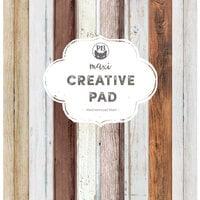 P13 - 12 x 12 Paper Pad - Wood