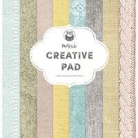 P13 - 12 x 12 Paper Pad - Fabric