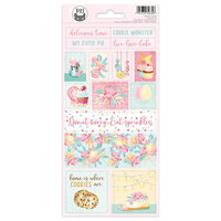 P13 - Sugar and Spice Collection - Cardstock Stickers - Sheet 02