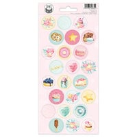 P13 - Sugar and Spice Collection - Cardstock Stickers - Sheet 03