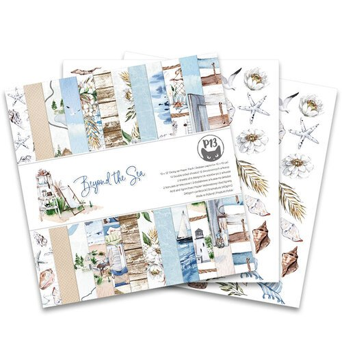 P13 - Beyond the Sea Collection -12 x 12 Paper Pad