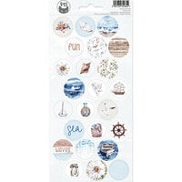 P13 - Beyond the Sea Collection - Sticker Sheet - 03