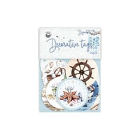P13 - Beyond the Sea Collection - Tag Set - 01