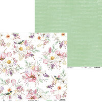 P13 - The Four Seasons Collection - 12 x 12 Double Sided Paper - Spring 04