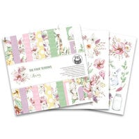 P13 - The Four Seasons Collection - 6 x 6 Spring Paper Pad