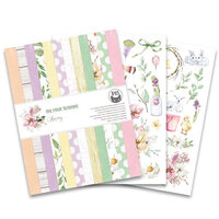 P13 - The Four Seasons Collection - 6 x 8 Spring Paper Pad
