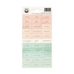 P13 - Planners Collection - Cardstock Stickers - Journal 11