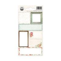 P13 - Planners Collection - Cardstock Stickers - Journal 12