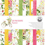 P13 - The Four Seasons Collection - 12 x 12 Summer Paper Pad
