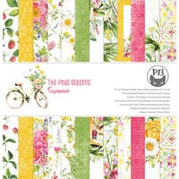 P13 - The Four Seasons Collection - 12 x 12 Paper Pad - Summer