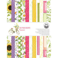 P13 - The Four Seasons Collection - 6 x 8 Paper Pad - Summer