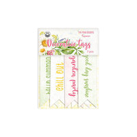 P13 - The Four Seasons Collection - Embellishments - Summer Tag Set 02