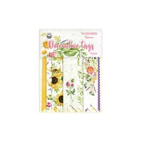 P13 - The Four Seasons Collection - Embellishments - Summer Tag Set 03