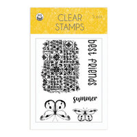 P13 - The Four Seasons Collection - Clear Photopolymer Stamps - Summer