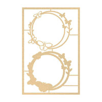 P13 - The Four Seasons Collection - Chipboard Embellishments - Summer Set 01