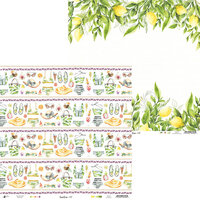 P13 - Sunshine Collection - 12 x 12 Double Sided Paper - 02