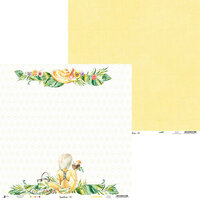 P13 - Sunshine Collection - 12 x 12 Double Sided Paper - 06