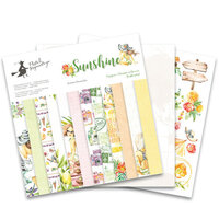 P13 - Sunshine Collection - 12 x 12 Paper Pad