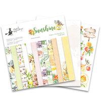 P13 - Sunshine Collection - 12 x 12 Paper Pad