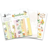 P13 - Sunshine Collection - 6 x 6 Paper Pad