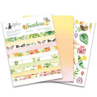 P13 - Sunshine Collection - 6 x 8 Paper Pad
