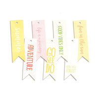 P13 - Sunshine Collection - Embellishments - Tag Set - Two