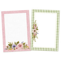 P13 - Stitched with Love Collection - Card Set
