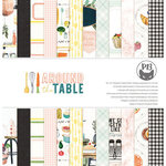 P13 - Around the Table Collection - 12 x 12 Paper Pad