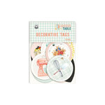 P13 - Around the Table Collection - Embellishments - Tag Set - One