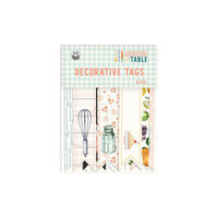 P13 - Around the Table Collection - Embellishments - Tag Set - Three