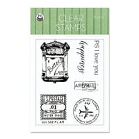 P13 - Till We Meet Again Collection - Clear Photopolymer Stamps