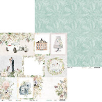 P13 - Truly Yours Collection - 12 x 12 Double Sided Paper - 05