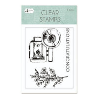 P13 - Truly Yours Collection - Clear Photopolymer Stamps