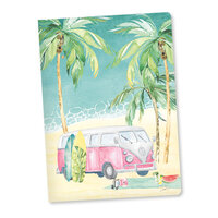 P13 - Summer Vibes Collection - A5 Art Journal