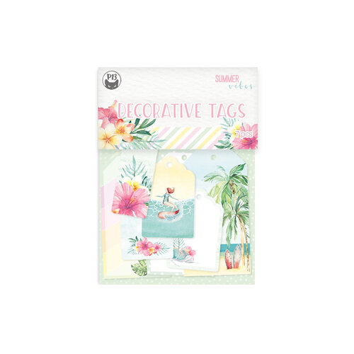 P13 - Summer Vibes Collection - Tag Set 03