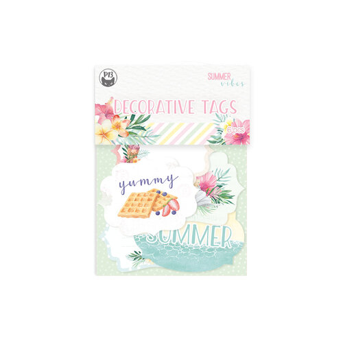 P13 - Summer Vibes Collection - Tag Set 04