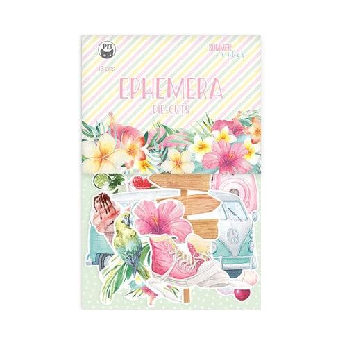 P13 - Summer Vibes Collection - Ephemera