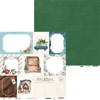 P13 - The Four Seasons Collection - 12 x 12 Double Sided Paper - Winter 05