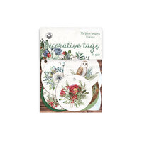 P13 - The Four Seasons Collection - Embellishments - Tags - 01