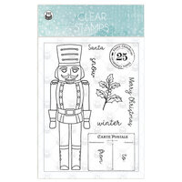 P13 - The Four Seasons Collection - Clear Photopolymer Stamps - Winter