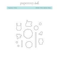 Papertrey Ink - Metal Dies - Topiary Time