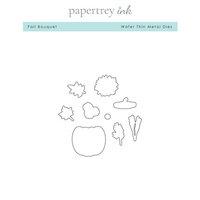 Papertrey Ink - Metal Dies - Fall Bouquet