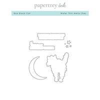 Papertrey Ink - Halloween - Metal Dies - Boo Black Cat